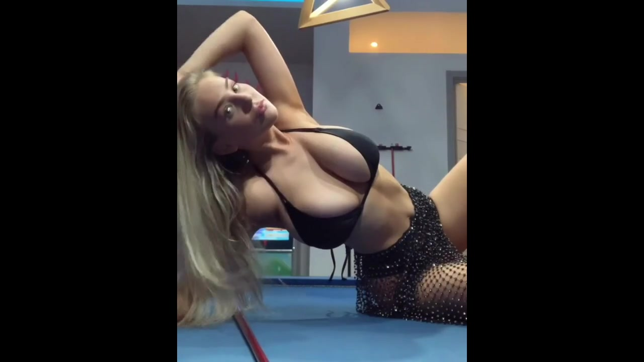 Compilation of busty Tik Tok and Instagram Babes