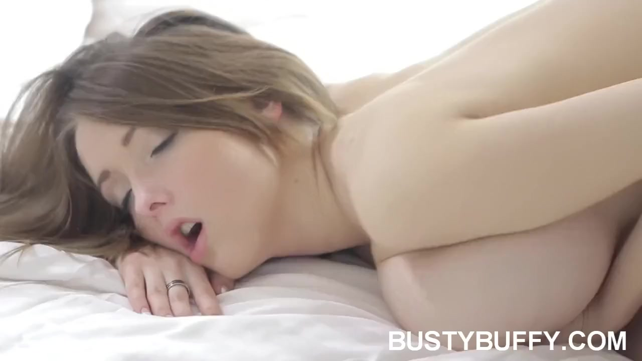 Gigantic Tits Babe Fucked after her Morning Shower -HD