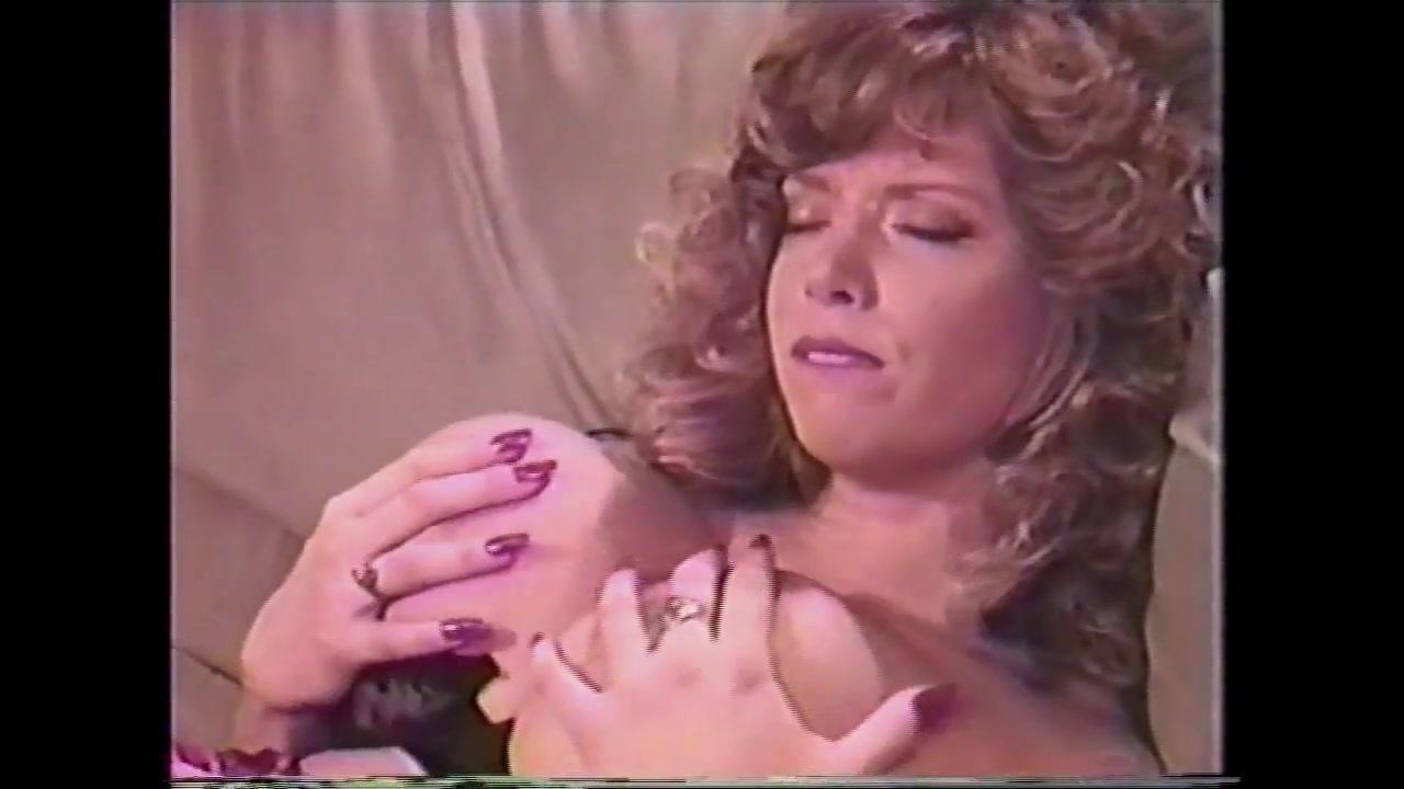 Vintage retro hardcore with stunning busty pornstar babe