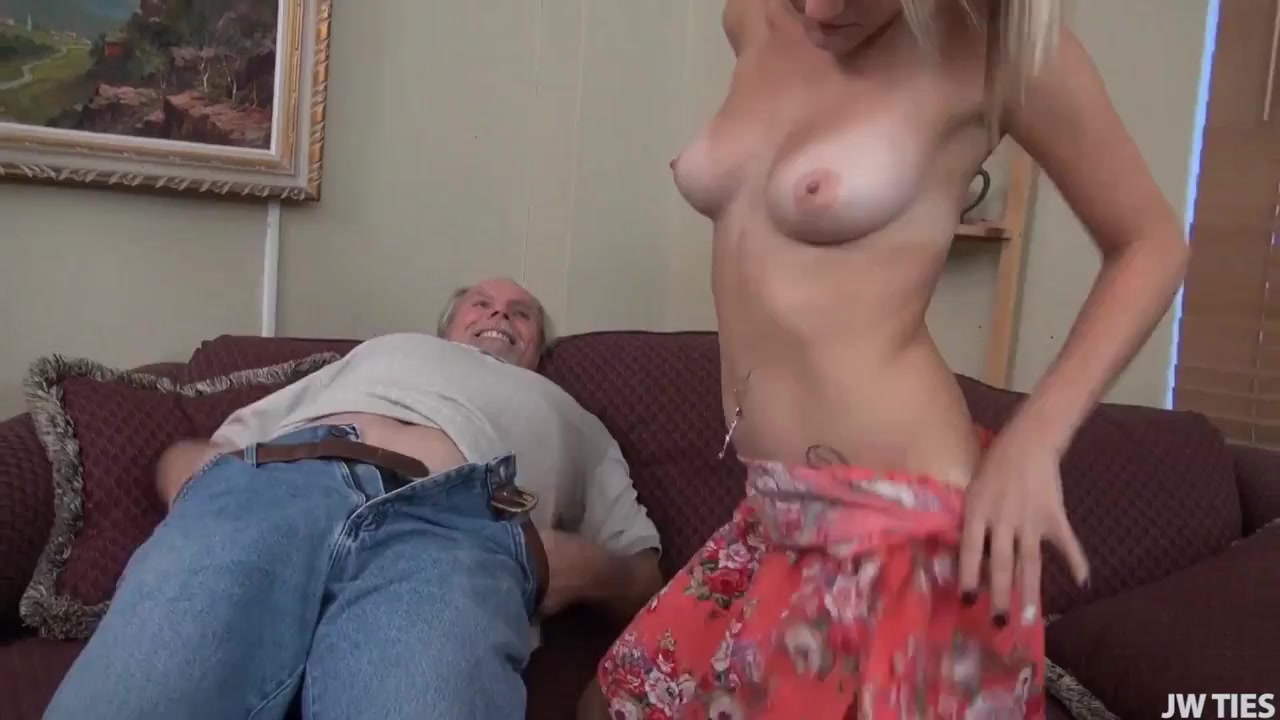 Uncle jack is back - Hope harper fucked by old grandpa