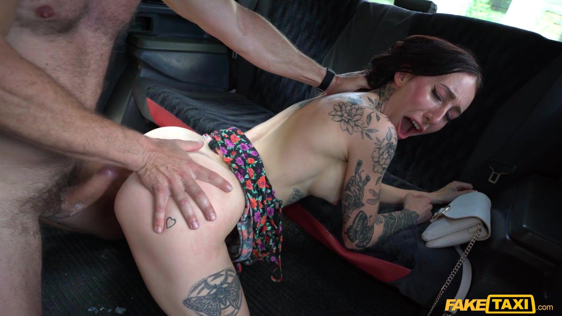 Fake Taxi - The Tattooed Turn On Temptress 2 - Esluna