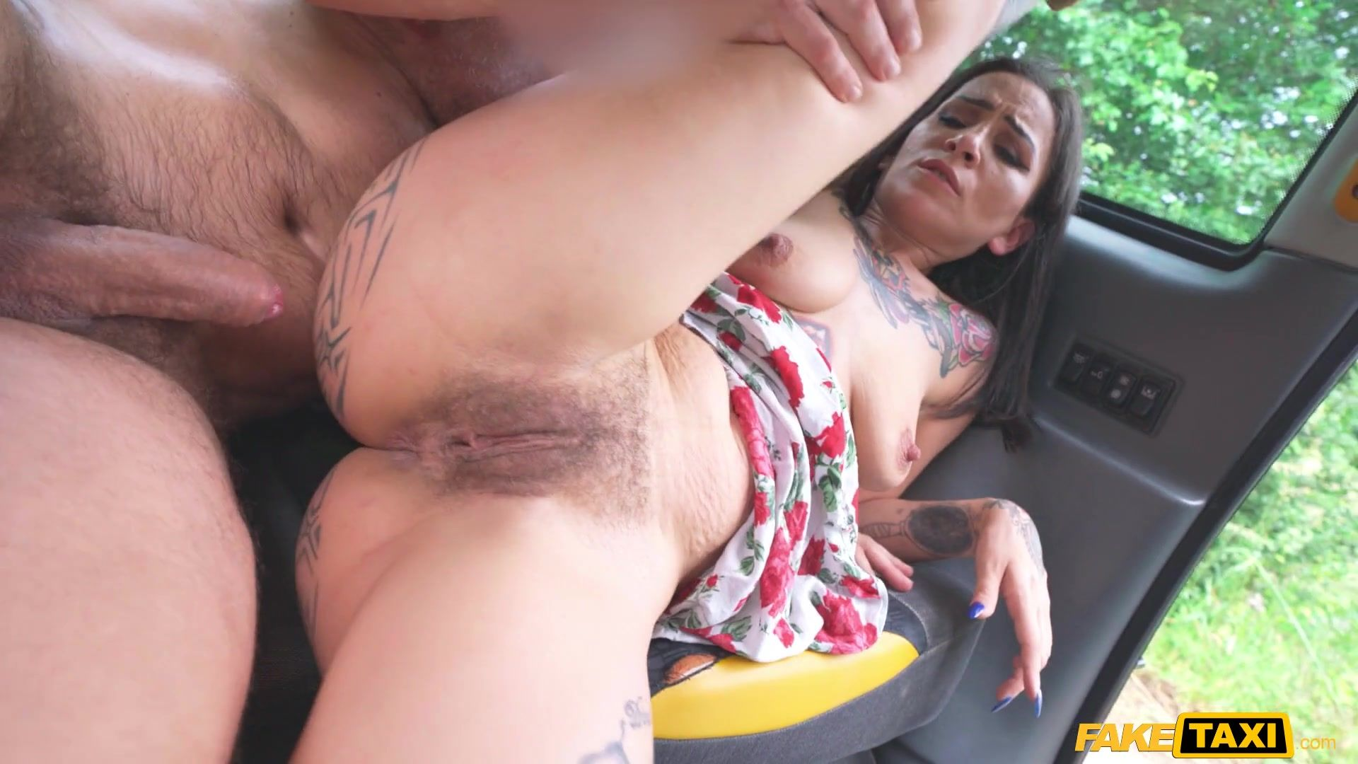 Fake Taxi - Sex Doll Watches Cabbie Cheat 2 -